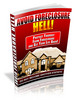 Avoid Foreclosure Hell - Losing Your Home