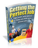 How To Get The Perfect Job -