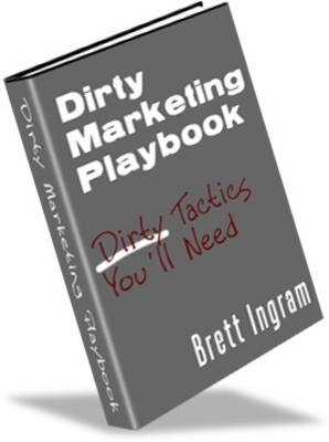 Product picture Dirty Marketing - Make more money from your website