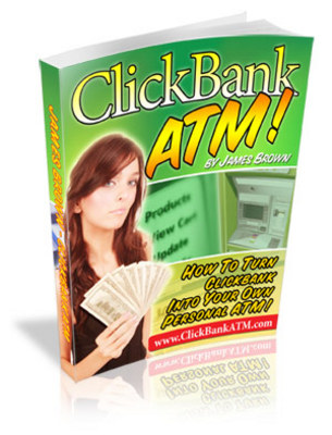 Product picture Click bank ATM - Cash Guaranteed