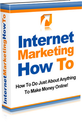 Product picture Internet Marketing How To - Make Your Website More Money