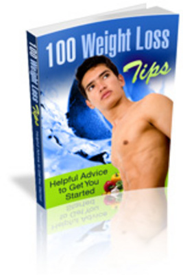 Product picture 100 Weight Loss Tips - Lose The Extra Pounds