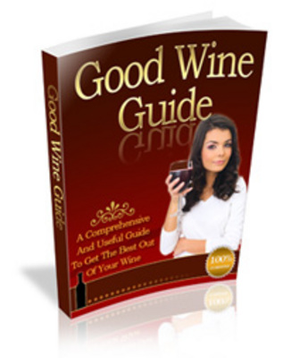 Product picture Good Wine Guide - Find Wine You Like To Drink